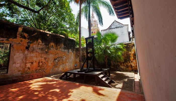 Museo de la inquisicion Cartagena