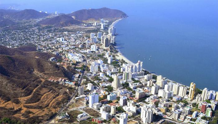Ciudad d Santa Marta